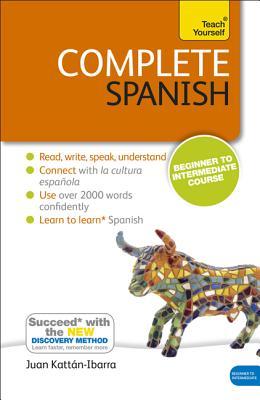 Complete Spanish By Kattan-Ibarra, Juan